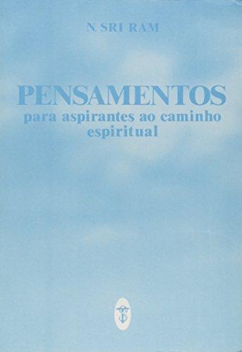 9788599993873: Pensamentos Para Aspirantes Ao Caminho Espiritual (Em Portuguese do Brasil)