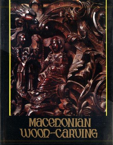 Macedonian Wood-Carving: Cornakov,Dimitar