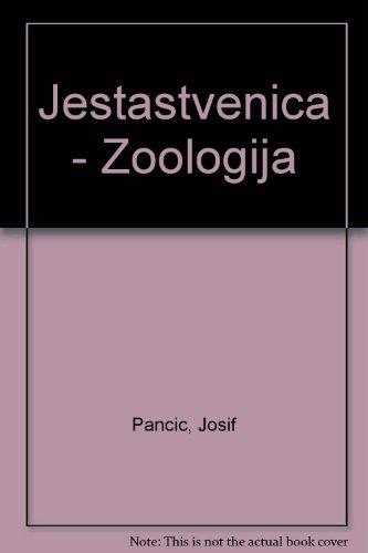 Jestastvenica - Zoologija: Pancic, Josif