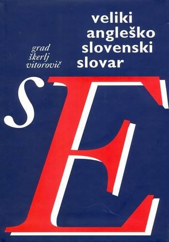 9788634108248: Veliki Anglesko-Slovenski Slovar: English-Slovene Dictionary (Slovarji DZS) (English and Slovene Edition)