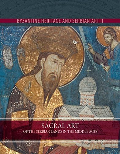 9788651920069: Sacral Art of the Serbian Lands in the Middle Ages