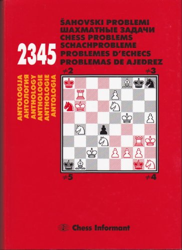 9788672970319: Anthology of Chess Problems