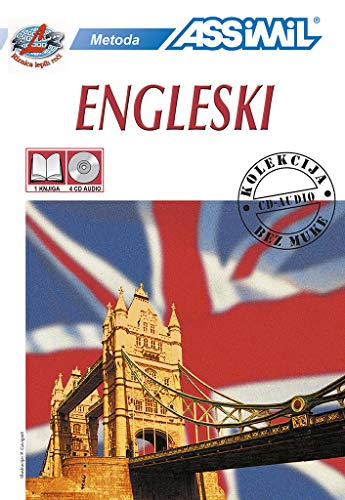 9788673541426: Assimil Pack English for Yougoslavs (Book plus 4 CD) (Serbo-Croatian Edition)