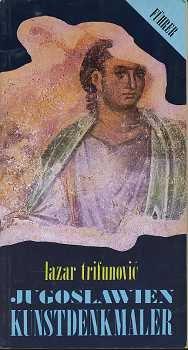 9788674110089: Jugoslawien Kunstdenkmaler (German Text)