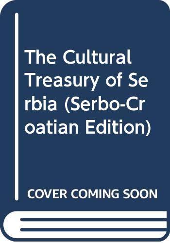 The Cultural Treasury of Serbia: Janicijevic, Jovan