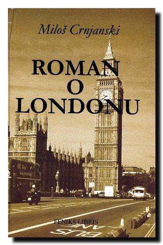 9788678440595: Roman o Londonu