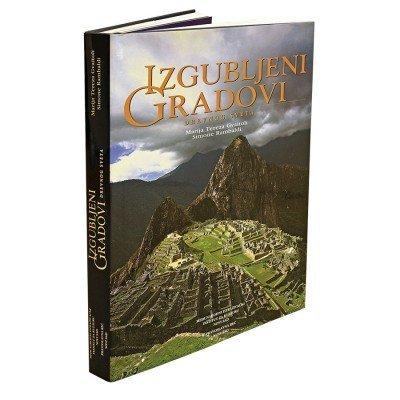 9788683903184: Izgubljeni gradovi drevnog sveta
