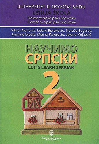 9788684097844: Naucimo srpski 2 : Let's learn Serbian 2