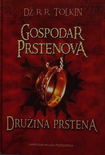 9788684237561: Gospodar prstenova