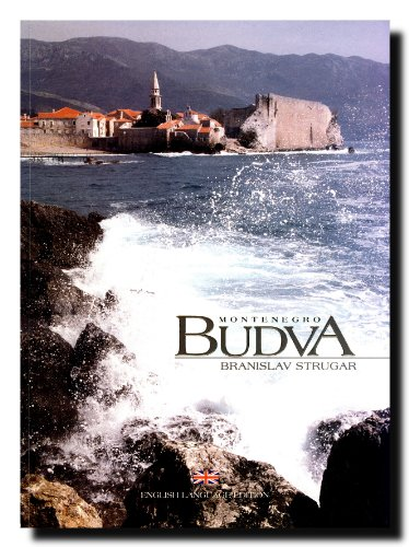 9788684645076: Budva (engleski jezik) : Montenegro