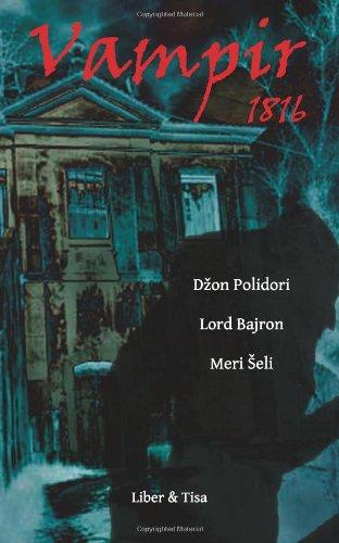 9788685353208: Vampir 1816 (Serbian Edition)