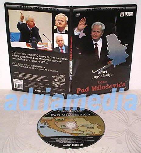 9788686203359: SMRT JUGOSLAVIJE 3. deo (DVD) - The Death of Yugoslavia - Pad Milosevica