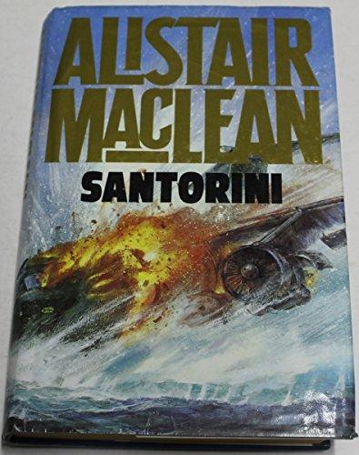 9788700187740: Santorini [Large Print]