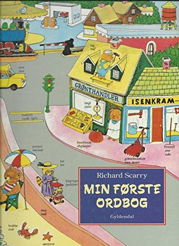 9788700297364: Min Forste Ordbog (Best Word Book Ever)