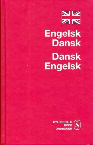 9788700301863: Gyldendal's English-Danish and Danish-English Dictionary
