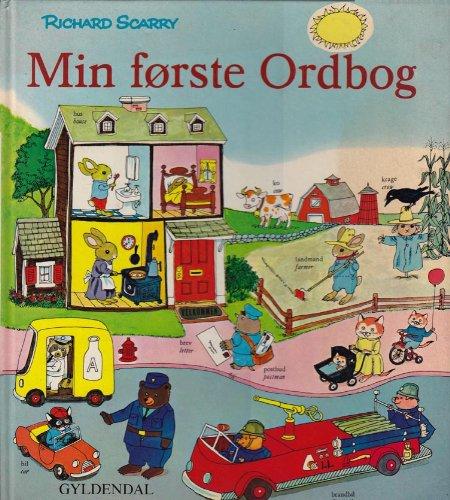 9788700602618: Min forste Ordbog
