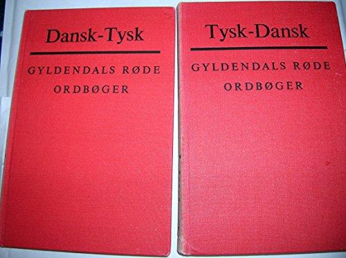 9788700834026: Gyldendals tysk-dansk ordbog
