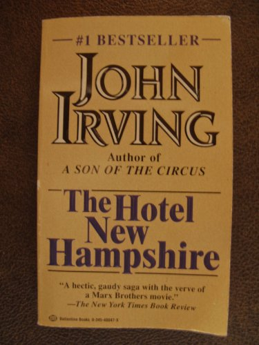 9788700936324: The Hotel New Hampshire