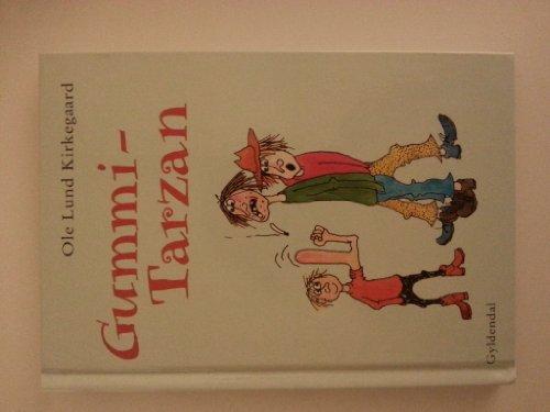 9788702014648: Gummi-Tarzan (in Danish)