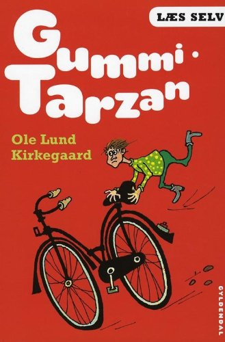 9788702094077: Gummi-Tarzan (in Danish)