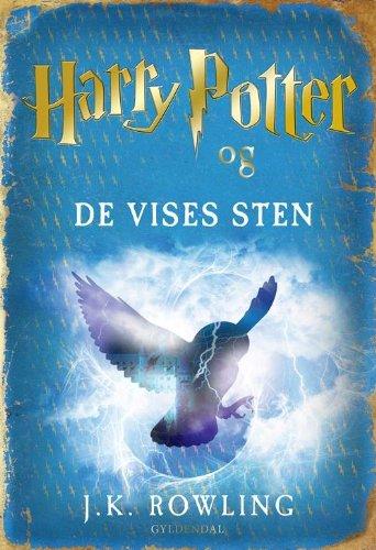 9788702113990: Harry Potter og De Vises Sten (in Danish)
