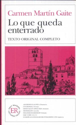9788711075616: Lo Que Queda Enterrado (Spanish Edition)