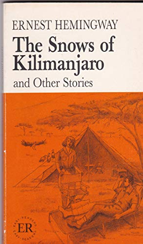 9788711080887: Easy Readers - English - Level 3: The Snows of Kilimanjaro (German Edition)