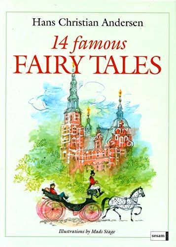 9788711223451: 14 Famous Fairy Tales