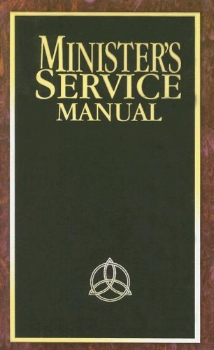 9788714858421: Minister's Service Manual