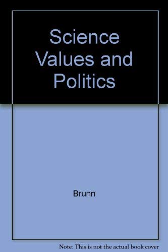 Science, values and politics in Max Weber's methodology.: Bruun, H. H.