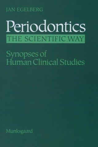 9788716110015: Periodontics: The Scientific Way
