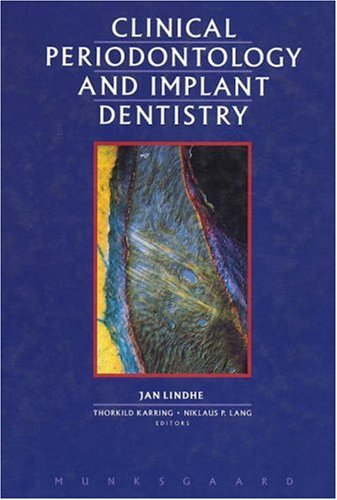 Clinical Periodontology and Implant Dentistry: Jan Lindhe