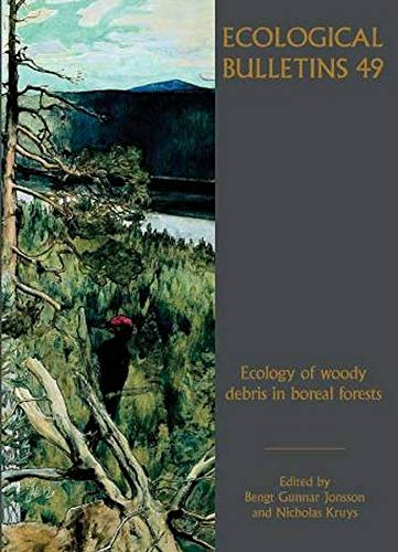 Ecology of Woody Debris in Boreal Forests (Hardback)
