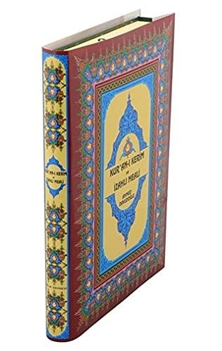 9788719181883: Kuran-i Kerim ve Izahli Meali: Türkce Anlami