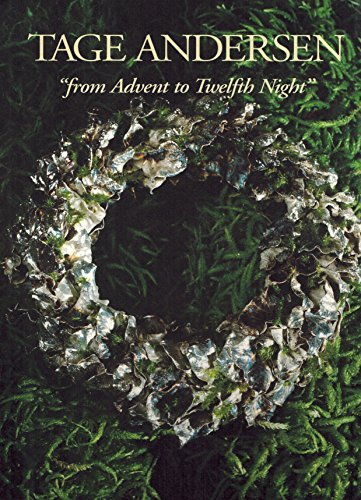 9788721016104: Tage Andersen: From Advent to Twelfth Night