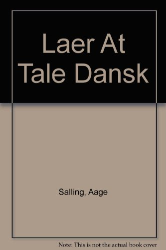 Laer At Tale Dansk: Salling, Aage