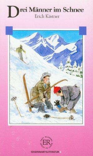 Drei Manner Im Schnee (German Edition): Erich Kästner