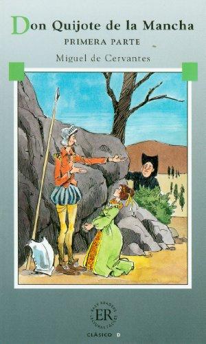 Don Quijote de la Mancha T. 1: Cervantes, Miguel