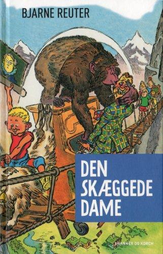 9788741100449: Den skæggede dame (in Danish)