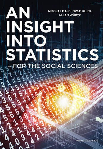 9788741256917: An Insight into Statistics: For the Social Sciences