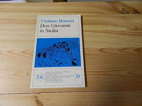 9788742976487: DON GIOVANNI IN SICILIA.