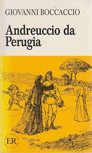 9788742976500: Andreuccio DA Perugia (Italian Edition)