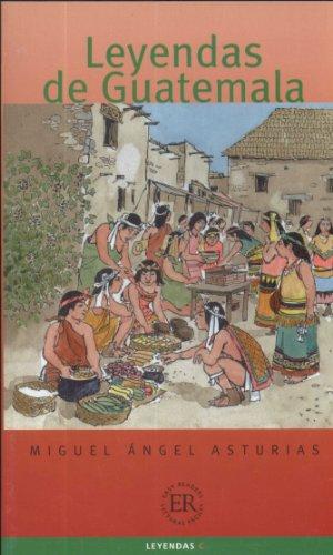 Leyendas De Guatemala (Easy Readers): Asturias, Miguel Angel