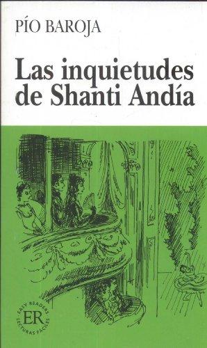 Las Inquietudes De Shanti Andia - Easy: PIO BAROJA