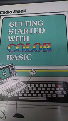 9788749284806: Getting Started with Color Basic TRS-80 Color Computer