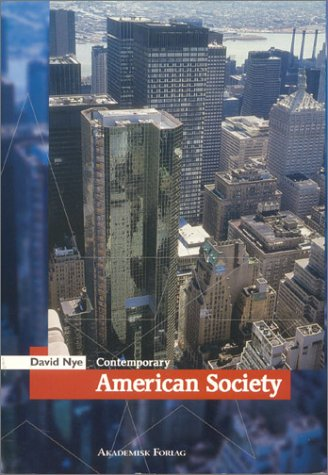 9788750035053: Contemporary American Society