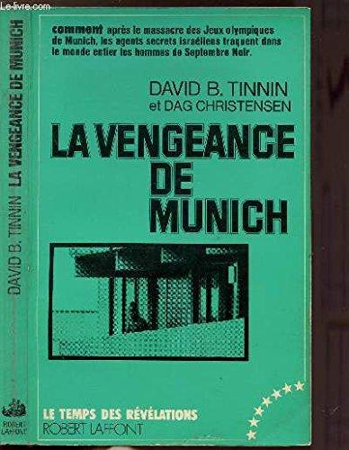 9788755707085: La vengeance de Munich