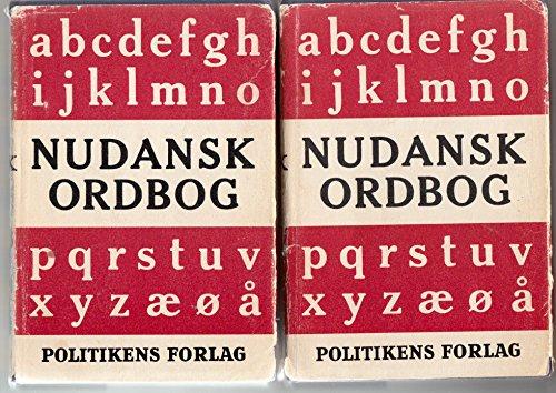 9788756732093: Nudansk ordbog (Politikens ordbøger) (Danish Edition)