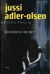9788756787543: Kvinden i buret (in Danish)