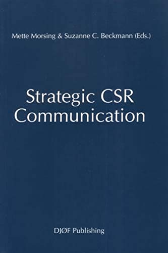 9788757415872: Strategic CSR Communication